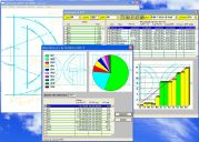Interface of a business and proposal management software