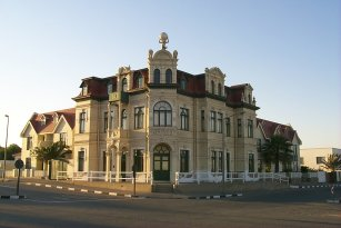 Swakopmund, Namibia, a nostalgic German atmosphere at the doors of the Namib desert